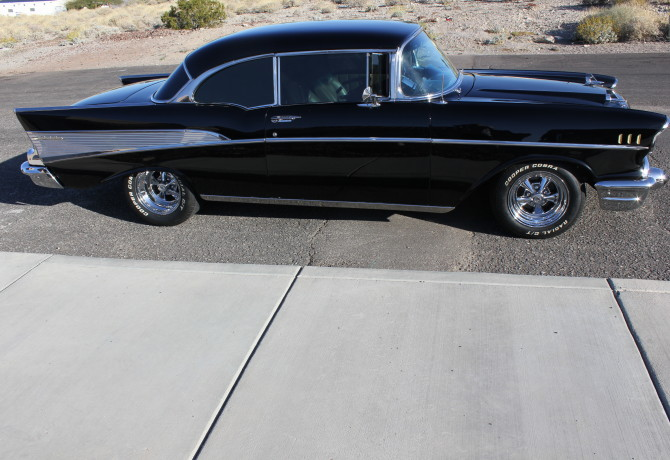 Preston-and-Dana-Gleason-1957-Chevy-recieved-one-of-the-top-20-picks-670x460